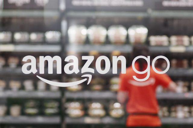 天才的!「Amazon Go」のレジ無し店舗が万引きみたいですごい
